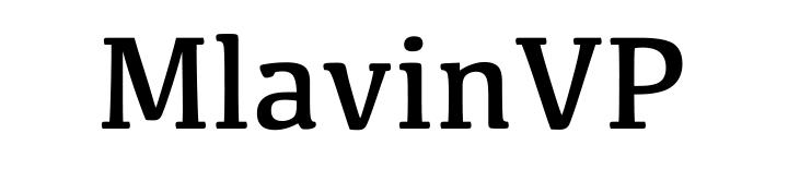 M Lavin VP Logo