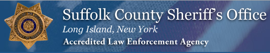 Suffolk County Sheriff's Office Logo