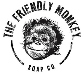 The Friendly Monkey Soap Company Logo